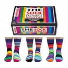 6 Verrückte Socken 15 Kombinationen - Oddsocks Weekend