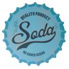 Quality Product Soda Kronkorken Platzset