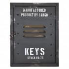 Retro Spind Schlüsselkasten