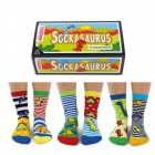 Dinosaurier Oddsocks Socken in 27-30 im 6er Set