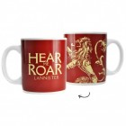 Game of Thrones Haus Lannister Kaffeebecher