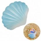 Züchte eine Meerjungfrau Scherzartikel in blauer Muschel