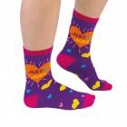Mrs. & Mrs. Socken für Frauen im Paar