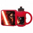 Star Wars Kylo Ren Lunchbox mit Trinkflasche
