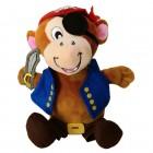 Laber Piraten Affe Kuscheltier mit Sprachwiedergabe