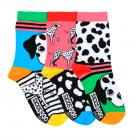 Dalmatiner Oddsocks Socken in 37-42 im 3er Set