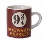 Harry Potter Gleis 9 3/4 Mini Kaffeebecher