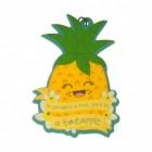 Ananas Lufterfrischer