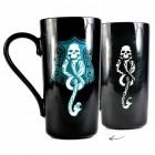 Harry Potter Voldemort XL Kaffeebecher mit Wärmeeffekt