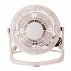 Mini Ventilator mit USB in weiß