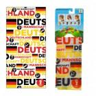 Multifunktions-Tuch WM 2014 Deutschland - Schrift und Flagge