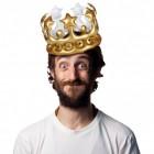 King for the Day Krone Aufblasartikel