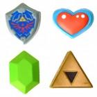Zelda Stressbälle im 4er Set