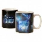 Harry Potter Expecto Patronum Kaffeebecher mit Wärmeeffekt