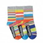 Oddsocks Rainbow Socken im 3er Set
