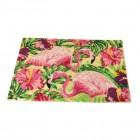 Flamingo Fußmatte