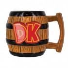 Donkey Kong Fass Kaffeebecher