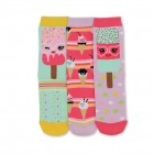 Eis am Stiel Oddsocks Socken in 30,5-38,5 im 3er Set