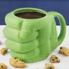 Hulk Faust 3D Kaffeebecher