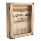Vintage General Store Schlüsselkasten