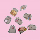 Pusheen Katze Kühlschrankmagnete im 8er Set