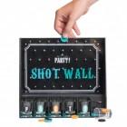 Shot Wall Trinkspiel mit 6 Shotgläsern