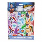 Superman Sticker im 34er Set