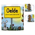 Oelde, Westfalen - Einfach die geilste Stadt der Welt Kaffeebecher