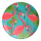 Flamingo Variante 5 Taschenspiegel
