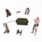 Star Wars 3D Sticker Variante 3 im 7er Set