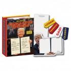 Präsident Haftnotizbuch