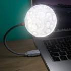 Mondschein USB Dekolampe