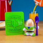 Toy Story Buzz Lightyear Eierbecher mit Toastschneider