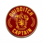 Harry Potter Quidditch Captain Ansteckbutton