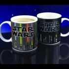 Star Wars Lichtschwert Kaffeetasse mit Wärmeeffekt