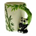 der Panda Kaffeebecher
