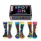 Spot On Oddsocks Socken in 39-46 im 6er Set