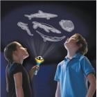 Unterwasserwelt Projektor - Meerestiere und Fische