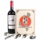 Wein Buch Sommelier Set mit 5 Teilen