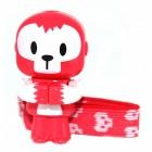 Okiiyo USB Micro-SD-Karten Lesegerät und Eingabestift - Okii rot