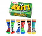 Kick it Oddsocks Socken in 30,5-39 im 6er Set
