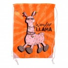 Lama Sporttasche in orange