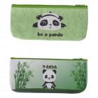 Panda Kulturbeutel im 2er Set