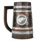 Game of Thrones Haus Stark Bierkrug