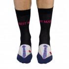 Best Man Socken für Männer im Paar
