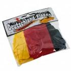 Außenspiegelfahne Deutschland - 2er Set