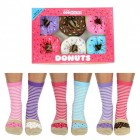 Donut Oddsocks Socken in 37-42 im 6er Set
