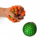 Netz Stressball in grün