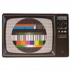Fernsehgerät Platzset