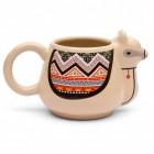 Lama Kaffeebecher
